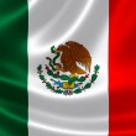Mexico's Flag — Stock Photo #51202491
