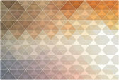 Polygonal vector background — Stok Vektör