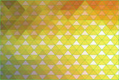 Polygonal vector background — ストックベクタ