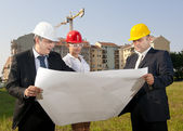 Architecture and Construction — Stock Photo