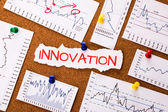 Innovation — Stockfoto