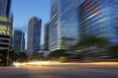 Downtown Miami Financial District Brickell — Stock Photo