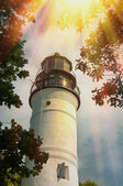 Key West Lighthouse — Zdjęcie stockowe