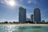 Miami South Beach — Foto de Stock
