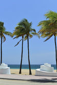 Fort Lauderdale Beach — Stockfoto