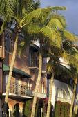 Miami Beach Architecture — Stock Photo