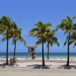 Fort Lauderdale Beach — Stock Photo #49449219