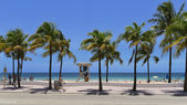 Fort Lauderdale Beach — Stock Photo