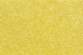 Golden glitter texture background — Foto de Stock
