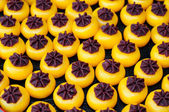Kanom sanay chan, Thai dessert — Stock Photo
