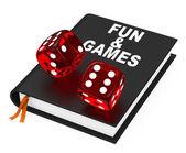 Fun and games — Stock Photo