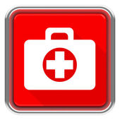 The first-aid box — Stock Photo