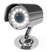 The observation camera — Stock Photo