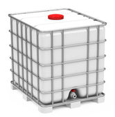 The ibc container — Stock Photo