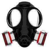 The breathing mask — Stock Photo