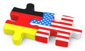 Vrijhandelsovereenkomst — Stockfoto