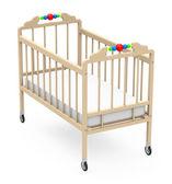 Baby cot — Stock Photo