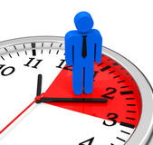The time management — Stock Photo