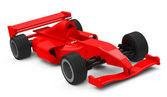 The race car — Stock Photo