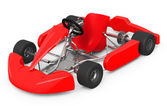 Go-karting — Stock Photo