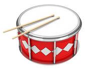 O tambor — Foto Stock