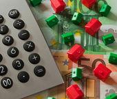 The housing market — Stock Photo