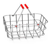 The shopping basket — Foto de Stock