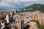 View of Bogota, Colombia — Stock Photo