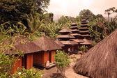 Pura Taman Ayun  temple — Stock Photo