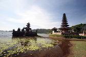 Pura Ulun Danu temples — Stock Photo