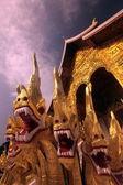 LAO LUANG PRABANG — Zdjęcie stockowe