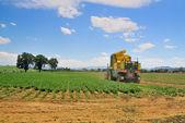Máquina agrícola — Stockfoto