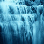 Cascade from near — Stock Photo