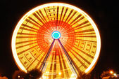 Cool ferris wheel — Stock Photo