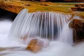 вода потока — Стоковое фото
