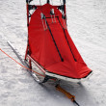 Snow sled — Stock Photo #49589533