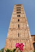 древняя башня — Стоковое фото