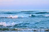Sea at sunset — Stock Photo