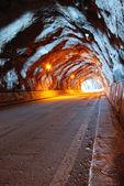 Tunnel — Stockfoto