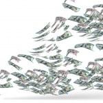 Money tornado — Stock Photo #49299657