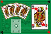 赌博 — 图库矢量图片