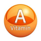 Vitamin A — Stock Photo