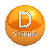 Vitamin D — Stock Photo