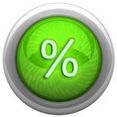 Modern button design — Stock Photo