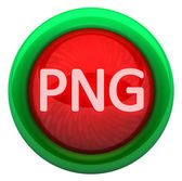 Png icon — Stock Photo