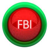 3d FBI icon — Stock Photo