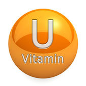 Vitamin U — Stock Photo