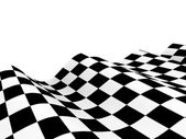 Racing flags. Background checkered flag Formula one — Stock Photo