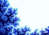 Abstract fractal swirls — Foto Stock
