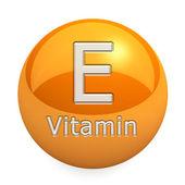 Vitamin E — Stock Photo